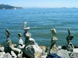 Balancing rocks at Sausalito (1)
