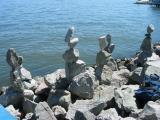 Balancing rocks at Sausalito (2)