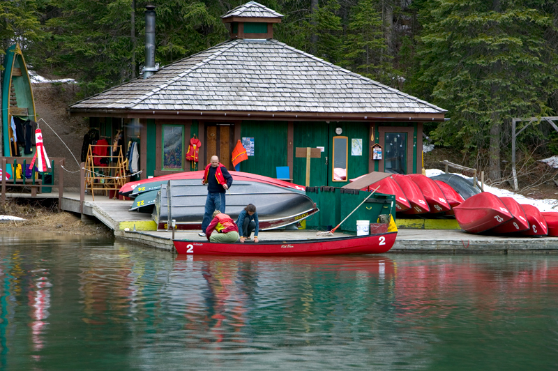 Emerald Lake II