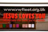 Jesus loves you BUT....