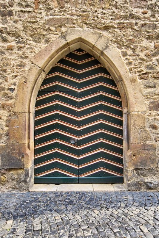 Medieval Moirée