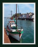 Little boat, Weymouth