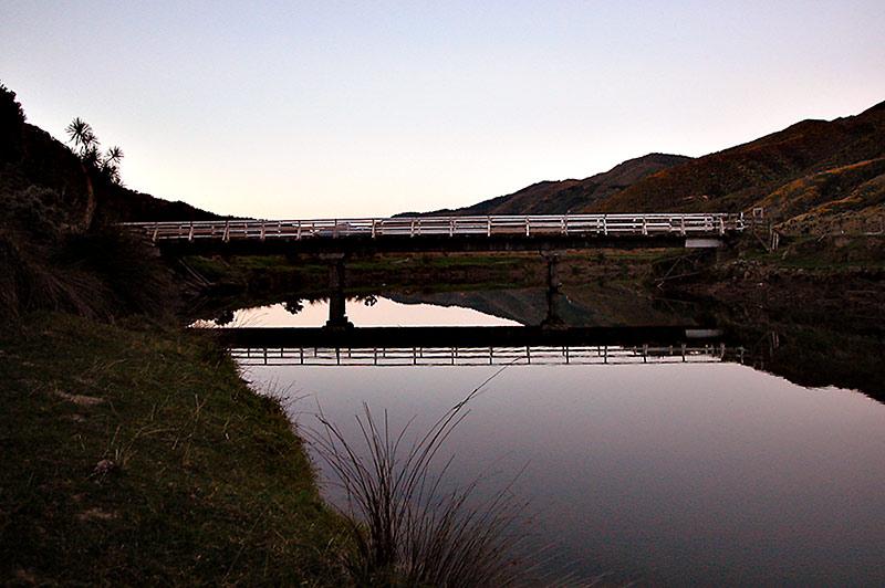 Farm Bridge - Wainui-o-mata River