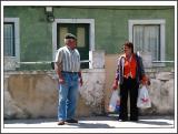 26.04.2004 ... Street talk ...