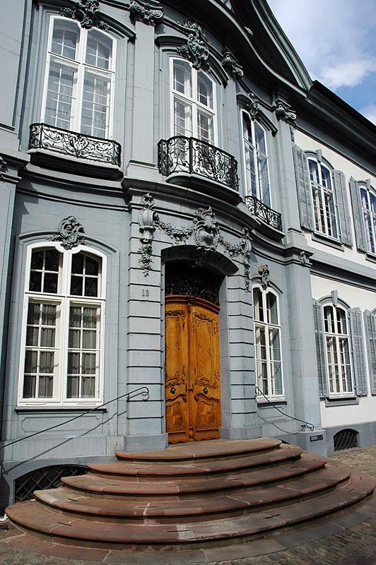 Eingang Wildtsches Haus