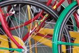 Colours in wheels