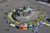 Jan Huss Memorial, Old Town Square