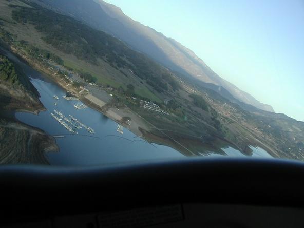 Flyover at an angle!