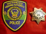the sf housing authority police patrolled housing projects , now defunk