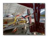 So Many Planes...Smithsonian Udvar-Hazy Center,Virginia