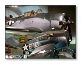 SBD Dauntless & F4F WildcatSmithsonian Air & Space Museum,Washington, D.C.