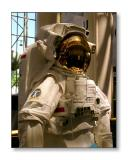 Apollo-era Space SuitSmithsonian Air & Space Museum,Washington, D.C.