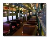 Chicago Transit Authority Car (ca. 1959)Smithsonian American History Museum,Washington, D.C.