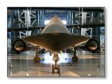 Lockheed SR71 BlackbirdSmithsonian Udvar-Hazy Center,Virginia