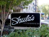Shula's Steak House Sign