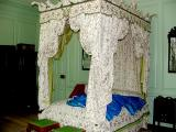 Child's bedroom in the Governor's Mansion