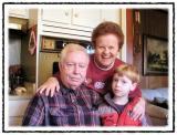 Rich, Nell & Jake: Christmas 2004