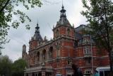Imposing buildings