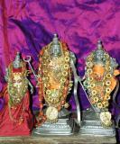 Sita, Rama Lakshmana