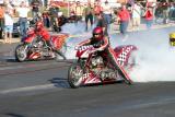 Harley Drag Racing