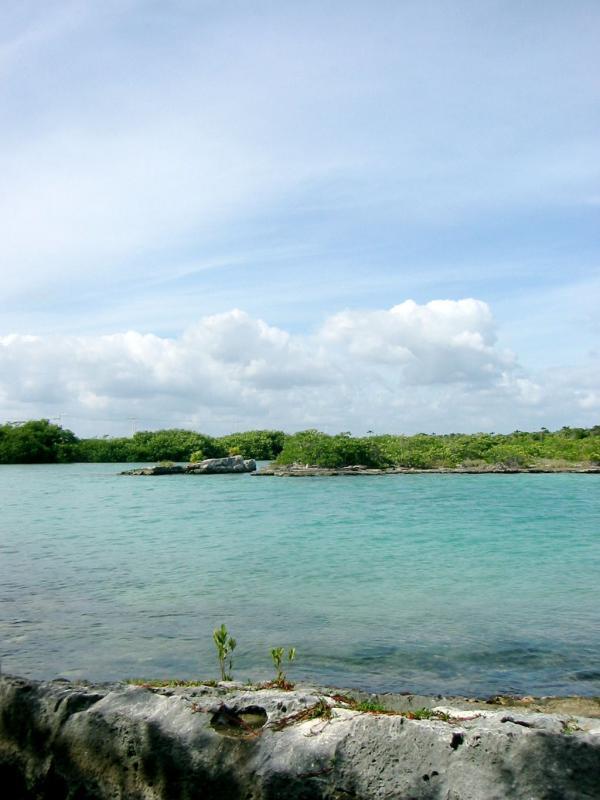 Tulum bay