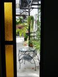 Hotel staircase, Merida