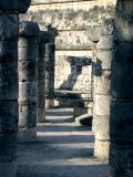 Columns, Chichen Itza