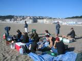 Ocean Beach Party and Climbing at Summit  Rock