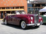 1961 Rolls Royce Silver Cloud II convertible