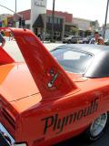 1970 Plymouth Super Bird (Daytona car)