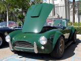 Yes, this is an authentic Shelby Cobra