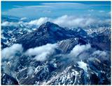 Cerro Aconcagua, the tallest mountain outside the Himalayas.