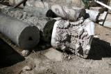 Archeological finds lie in piles in one corner of the Mount. The Wakf forbids any cataloging of the priceless artifacts