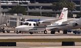 Charles S. Albury's Aero Commander N9005N aviation stock photo #9490
