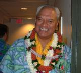 Aloha Charlie...We will miss you
