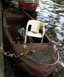 Boat (less than sea worthy)