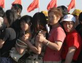 Queueing in Tianenman Square