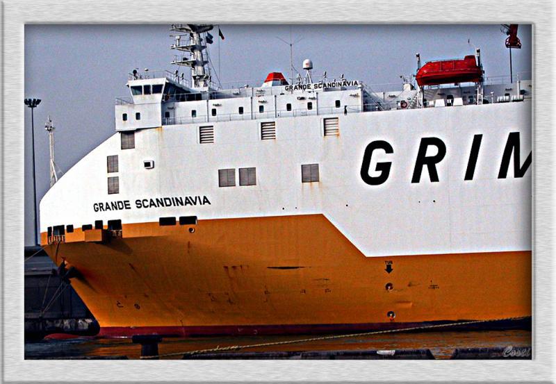 M/V Grande Scandinavia