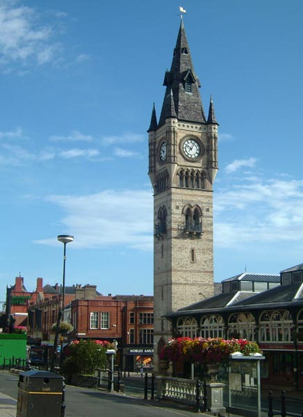 Darlington Town Clock