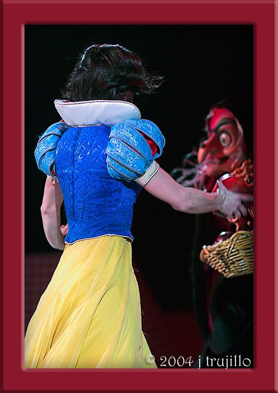 Bad move, Snow White!