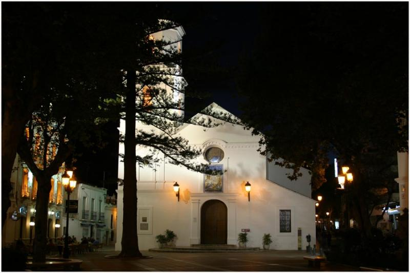 el salvador church nerja