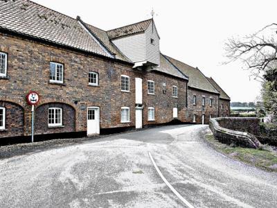Burnham Overy Mill, Norfolk, UK