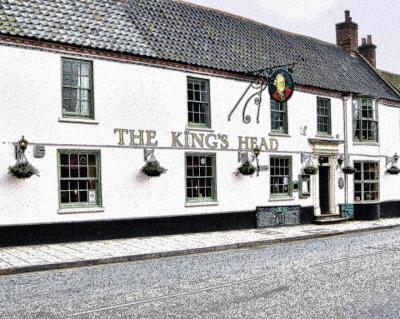 Kings Head, Holt, Norfolk, UK