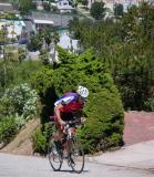 Fargo Street Hill Climb - L.A. Messenger Style
