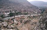 Amasya Beyazit II a view from rock