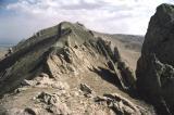 Doğubeyazit walk along ridge 7b
