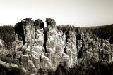 Bastei rock