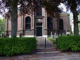 Lutjegast - N.H. kerk entree