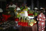 DSC01336 - Food on Deck 11 on Caribbean night