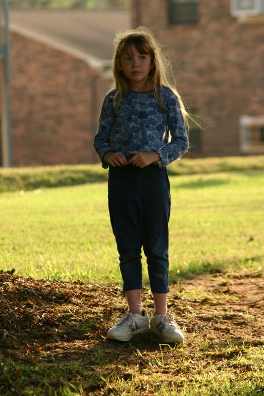 My niece, Carly